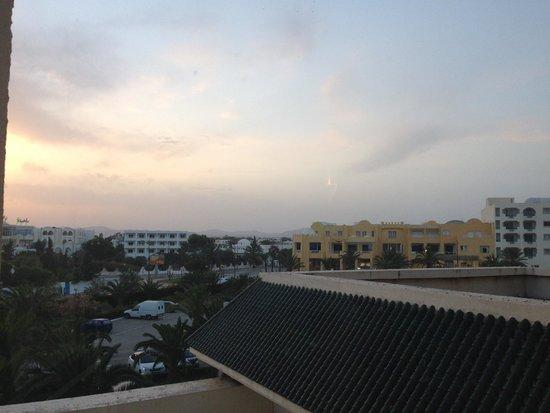 Iberostar Averroes: view hotel inland