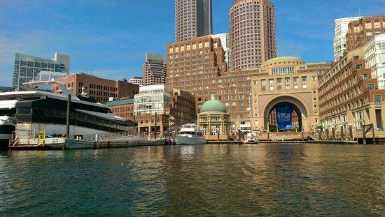 Boston Harbor Mini Speed Boats, Inc.: harbor