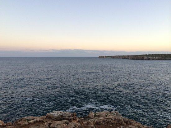 IBEROSTAR Club Cala Barca: View from beach