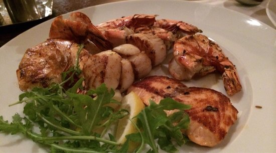 Grosvenor House Dubai : Seafood Grill