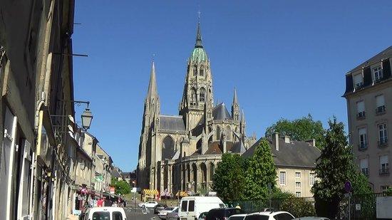 Cathédrale Notre-Dame de Bayeux : Cathedrale Notre Dame de Bayeux