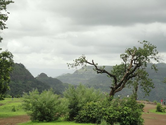 Khandala, Indien: Shooting Point