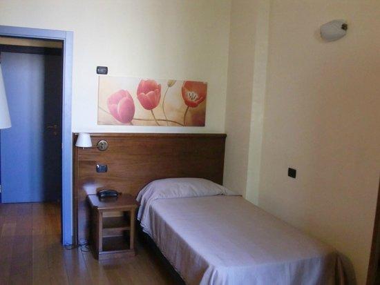 Hotel Residence Torino Centro: camera singola