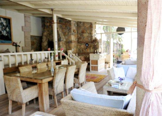 Oyster Residences : Speisesaal