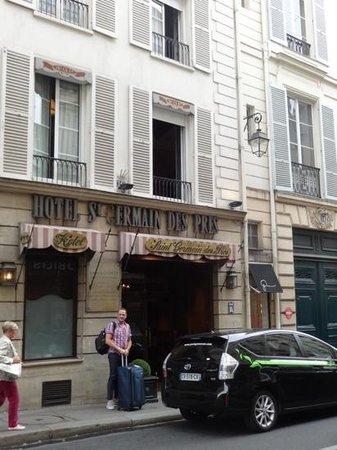 Hotel Saint Germain des Pres: hotel