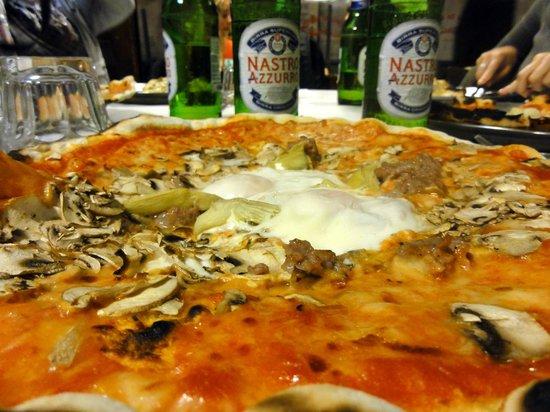 Pizzeria da Baffetto : Pizza da Baffetto