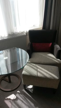 Doubletree by Hilton, Dunblane-Hydro : Perfect for taking in the views!