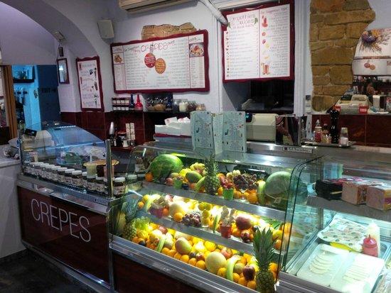 Premier crepes mykonos ville restaurant avis num ro - Mykonos lieux d interet ...