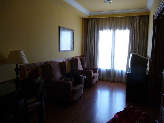 Hotel II Castillas: notre salon