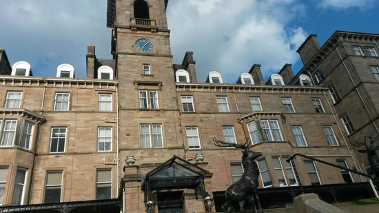 Doubletree by Hilton, Dunblane-Hydro: Spectacular Building