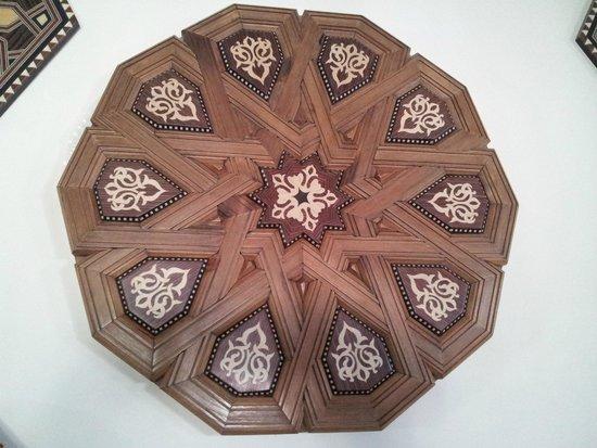 Artesania Del Arbol: artesonado alhambra