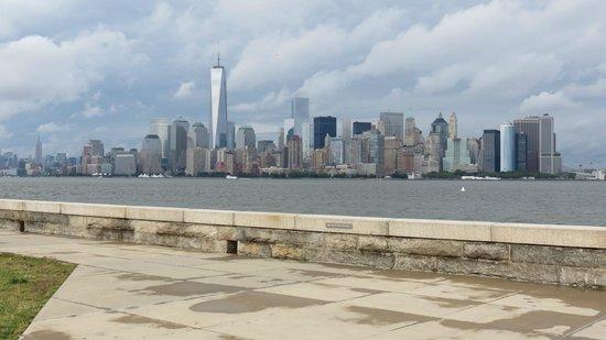 Statue de la liberté : Skyline