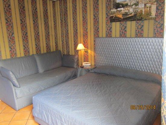 Lirico Hotel: Room 207, Hotel Lirico.