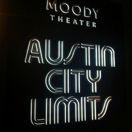 The Moody Theater: ACL Live
