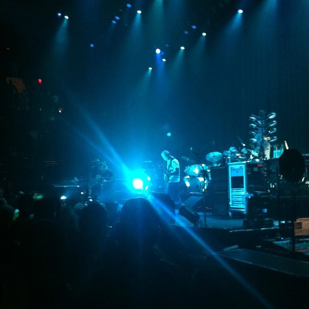 The Moody Theater: Atoms For Peace