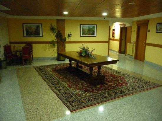 Hotel II Castillas: salon étage