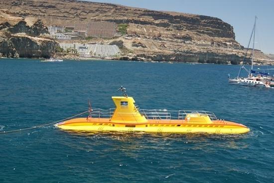 Aventura submarina: 1