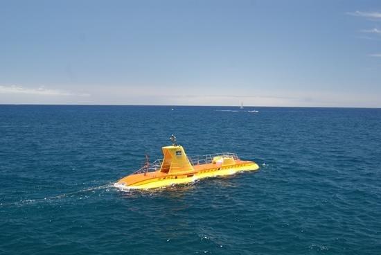 Aventura submarina: 2
