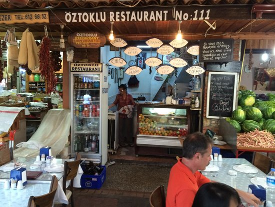 Oztoklu Restaurant : Restaurant