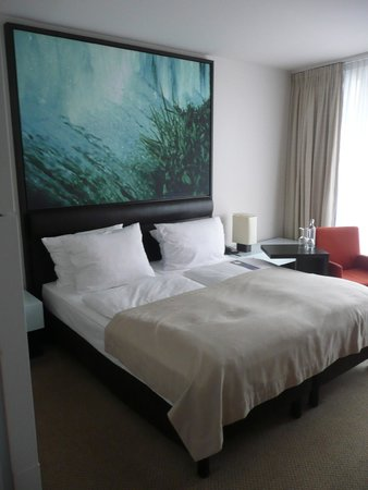 Radisson Blu Hotel, Berlin: Business Room 5107