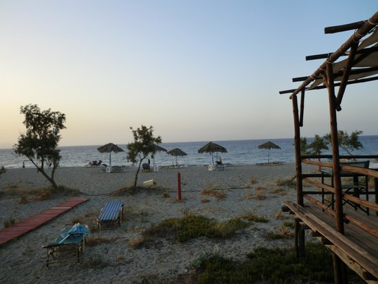 Pardalakis Studios: view from stavros restaurant