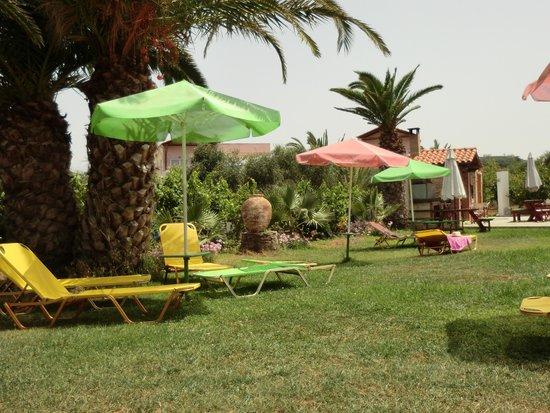 Pardalakis Studios: gardens