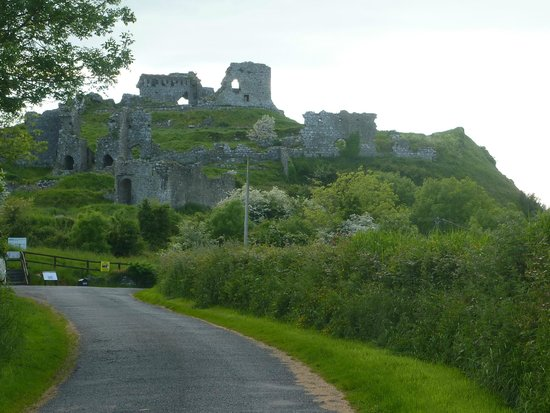 Rock of Dunamase, Overall View