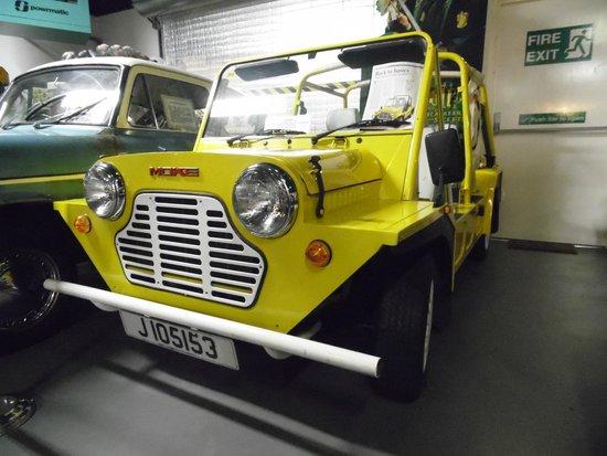 Bo'ness Motor Museum: Mini Moke