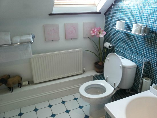 The Drapers House Hotel: Toilet
