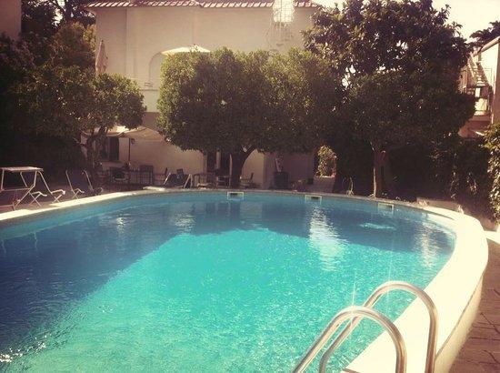 Piscina di Villa Sorrento