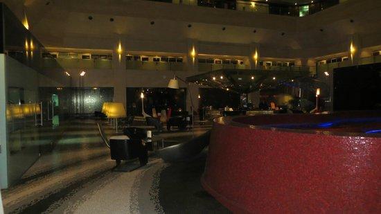 Le Meridien New Delhi : Atrium