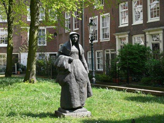 Amsterdam Museum: Бегинка