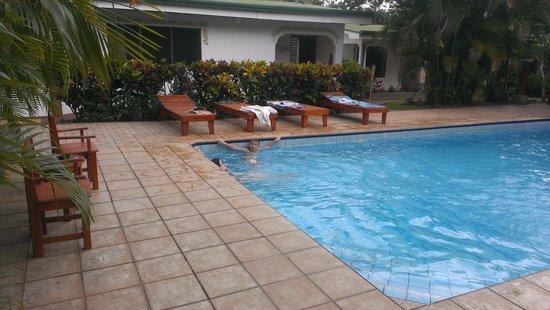 Hotel La Rosa de America: Pool