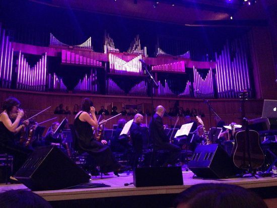 Royal Festival Hall: 77 Piece Orchestra