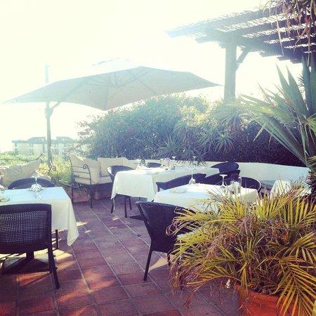 Hotel La tartana: terrazas/comedor