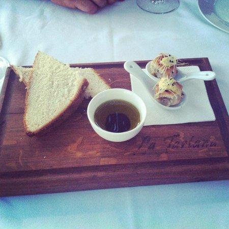Hotel La tartana: aperitivo