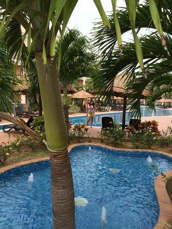 Sandos Playacar Beach Resort : Piscina del secto solo adultos