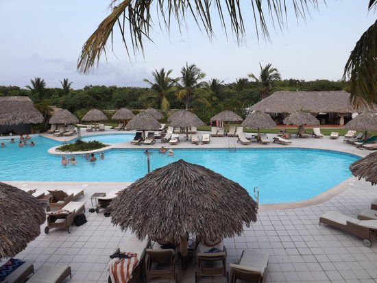 Catalonia Royal Bavaro: view from our room