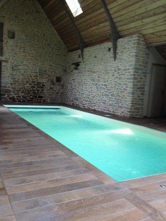 Vallee de Pratmeur : La piscine