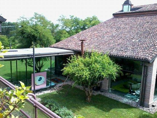 Tesoro Living Resort: vista dal terrazzo della camera
