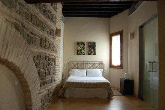 Casa de los Mozarabes: Apto. 1 dormitorio / 1-bedroom apt.