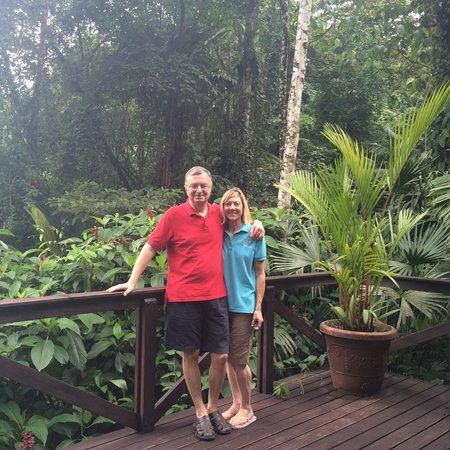 Lost Iguana Resort & Spa: Reception area