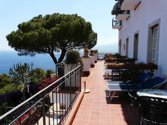 Old style Sicily - Picture of Bel Soggiorno Hotel, Taormina ...