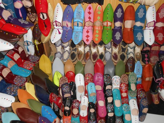 Tangier Private Guide: Stores
