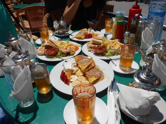 Tangier Private Guide: Great Food
