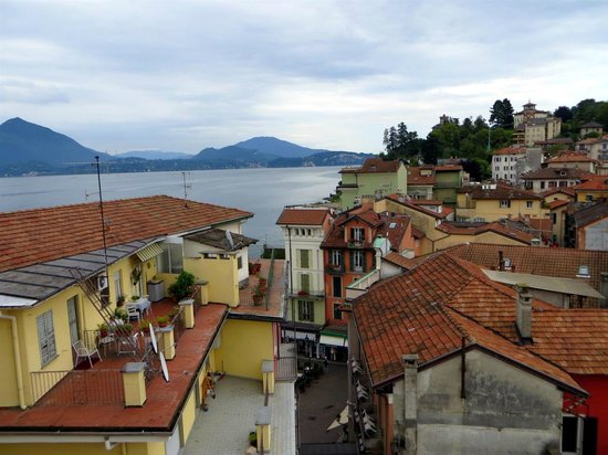 Milan Speranza Au Lac: Room with some great views