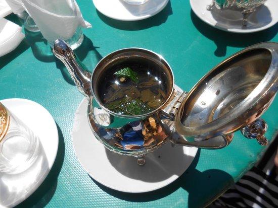Aziz Benami Private Guide Tangier : Best mint tea ever!