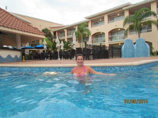 Sandos Playacar Beach Resort : Piscina Solo Adultos