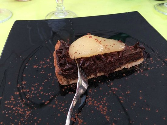 L'Approdo : One of the excellent desserts