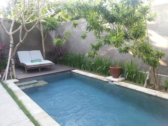 The Astari - Villa and Residence: Private swimming pool